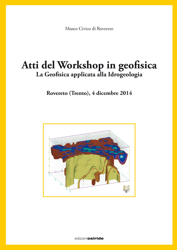 Atti del Workshop in geofisica (2014)
