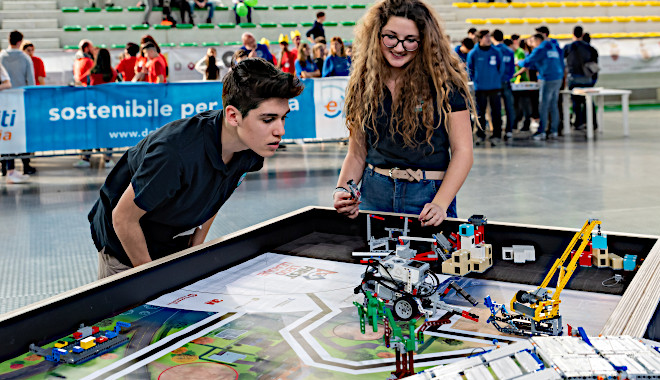 FIRST® LEGO® League non si ferma