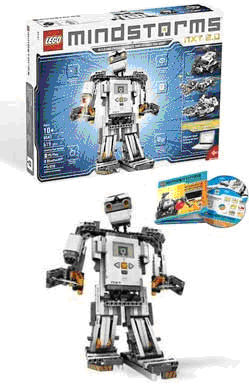 Lego Mindstorms NXT Retail 2.0
