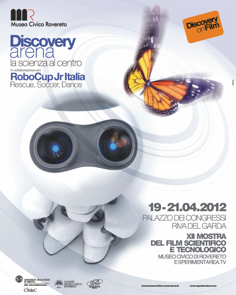 Discovery on Film 2012